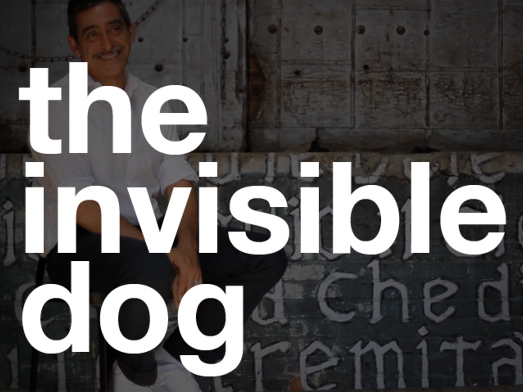FOR A FANTASTIC SEASON 4 AT THE INVISIBLE DOG's video poster