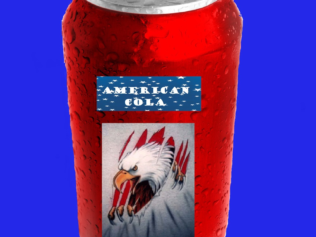 American Cola:  A New Musical's video poster