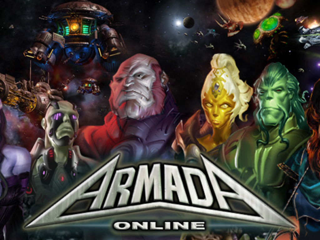 Armada Online (Canceled)'s video poster