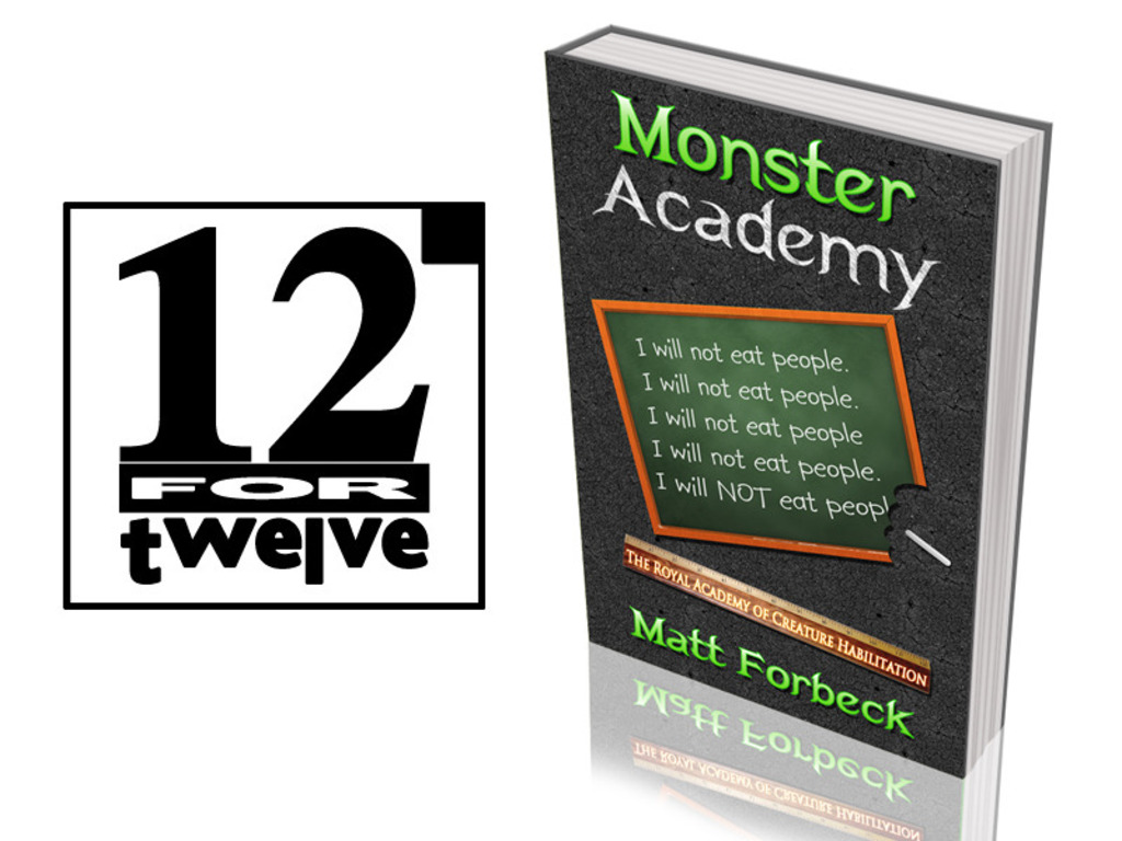 12 for '12 (4.0): Monster Academy Novels's video poster