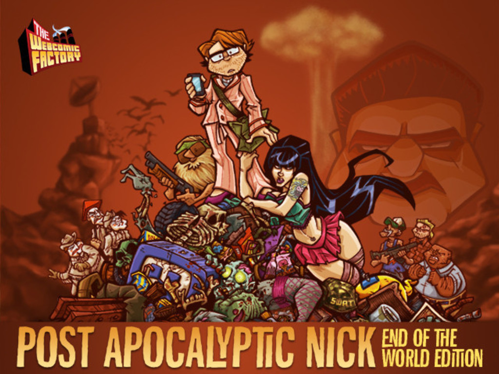 Post Apocalyptic Nick:  End of the World Edition's video poster
