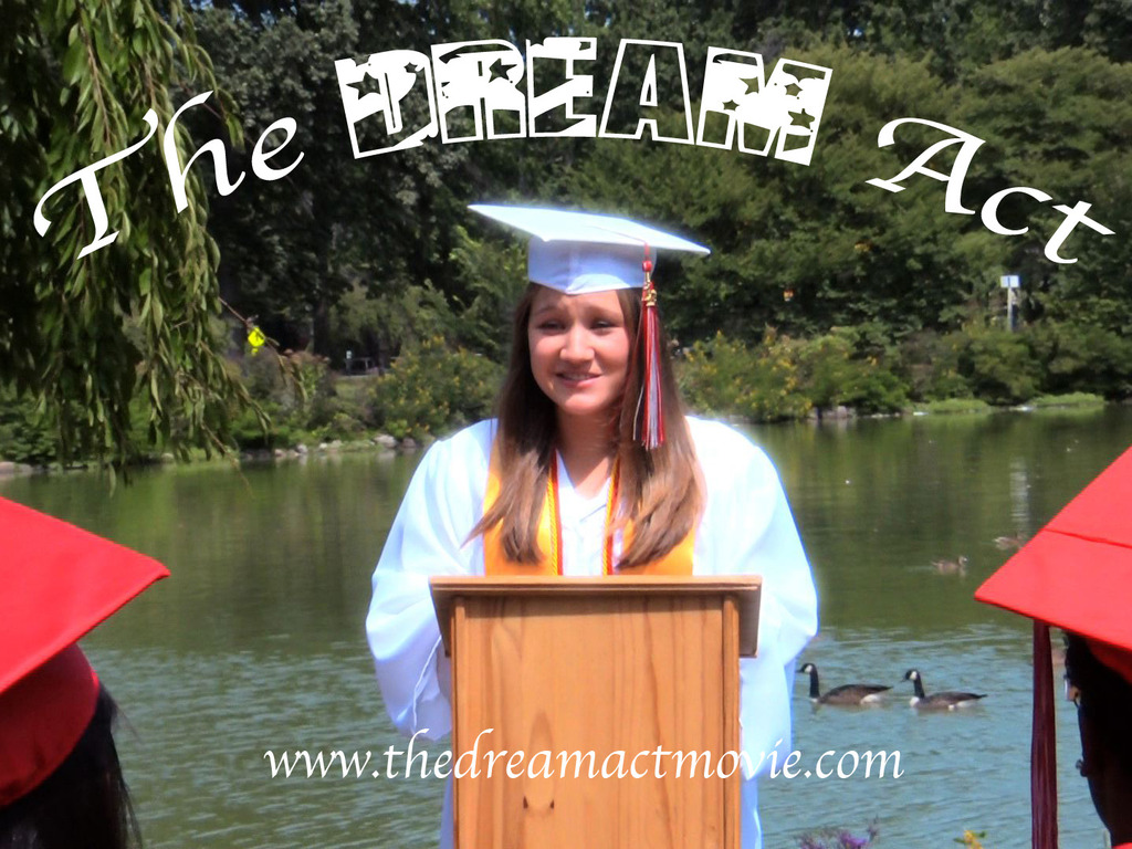 The DREAM Act (Movie)'s video poster