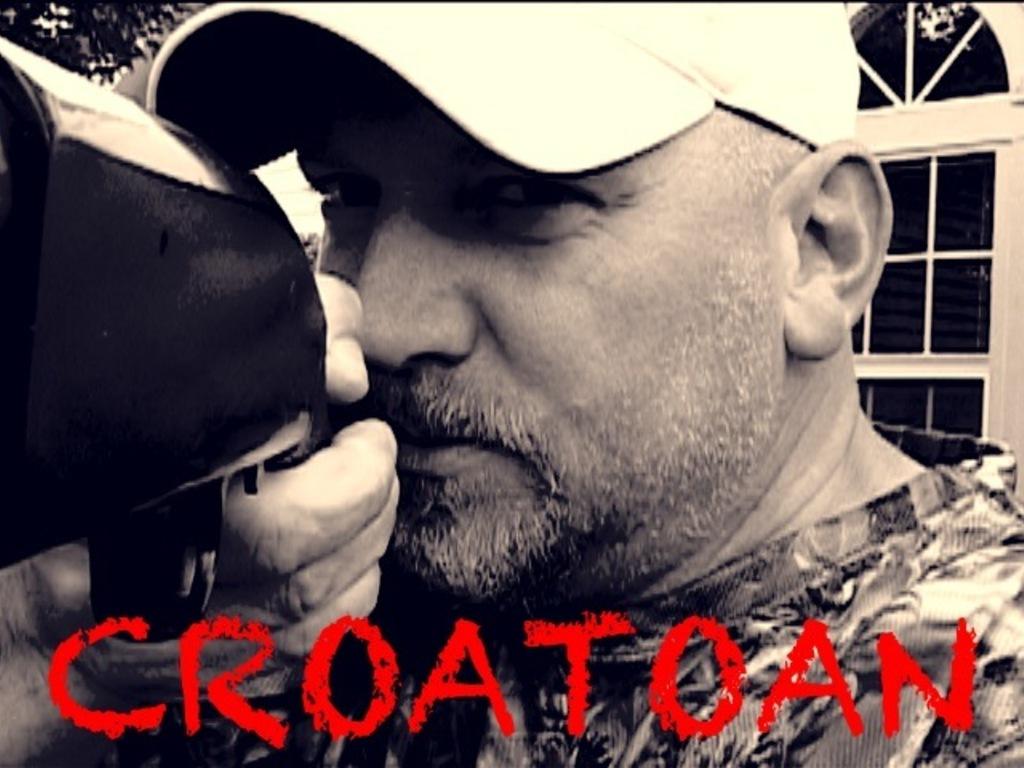 CROATOAN's video poster
