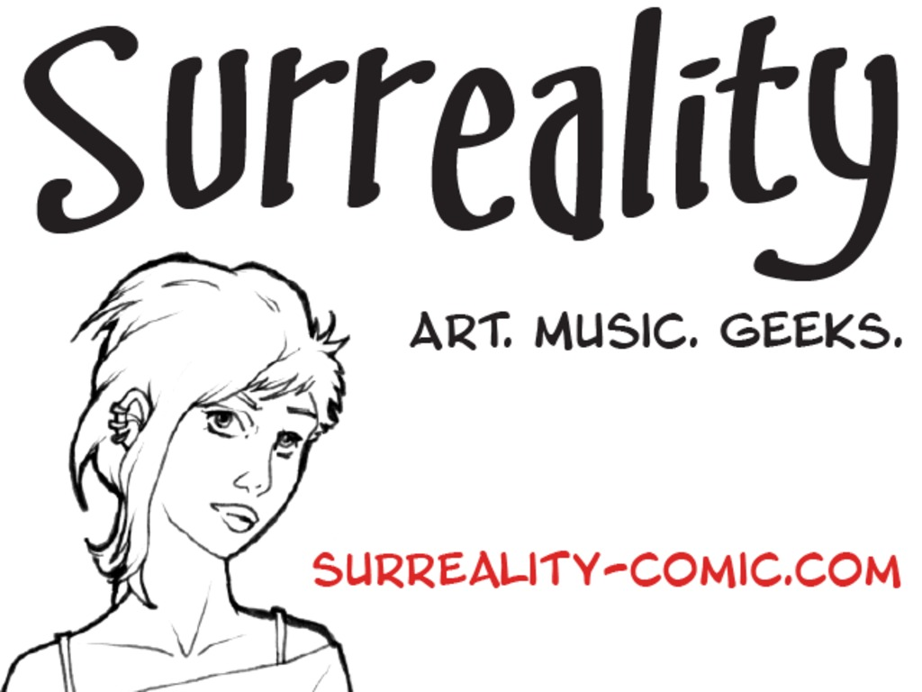Surreality Anthology Vol. 1's video poster