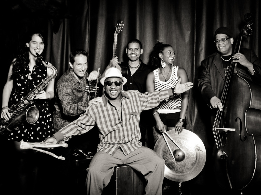 "The Afro-Peruvian Sextet ""City of Kings""'s video poster"