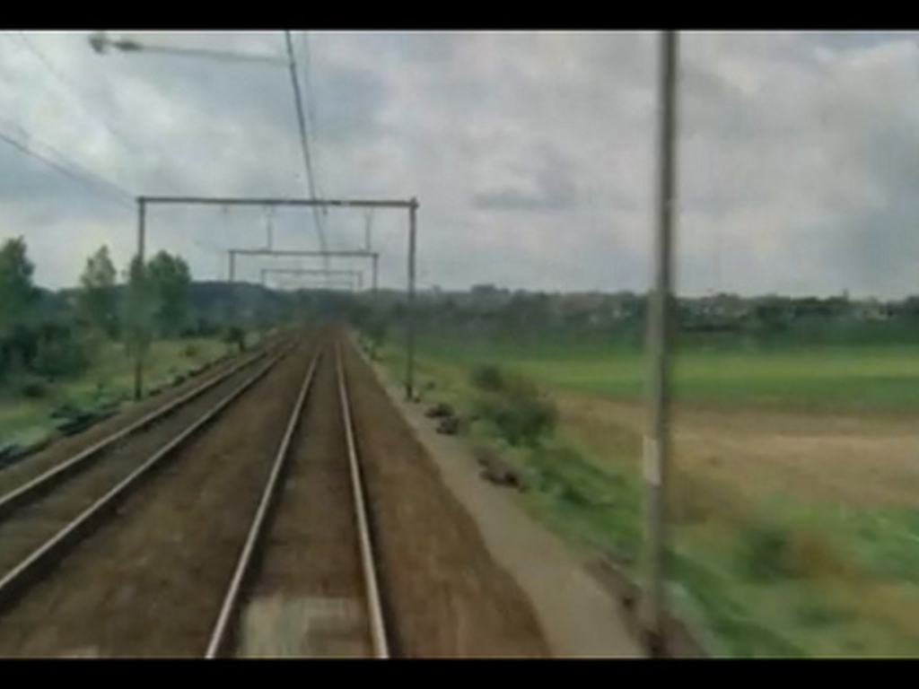 Untitled TRAIN Movie 2010's video poster