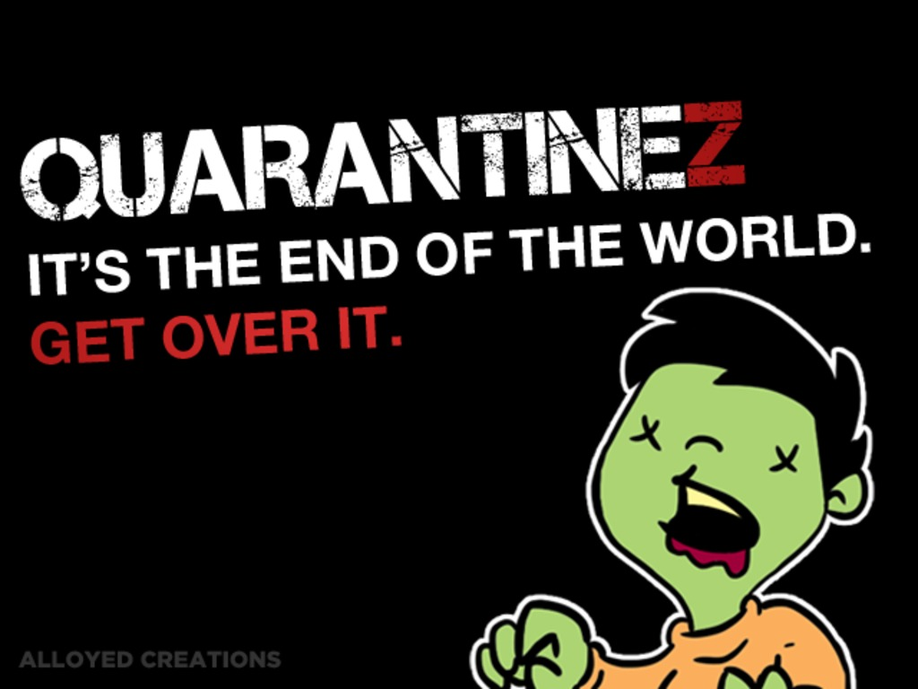 Quarantine Z: A Zombie Survival Card Game's video poster