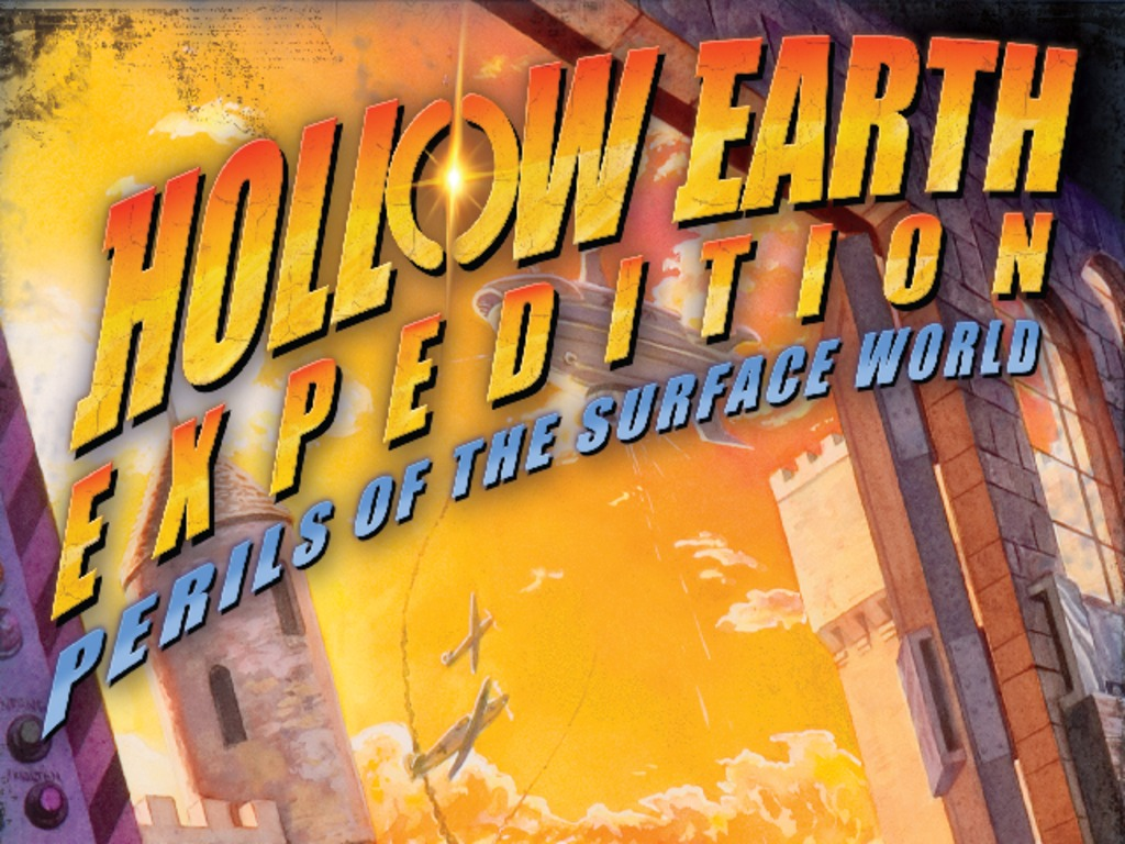 Perils of the Surface World's video poster