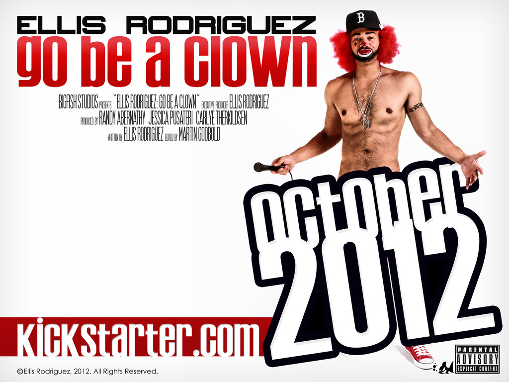 Help Ellis Rodriguez Go Be A Clown!!!'s video poster