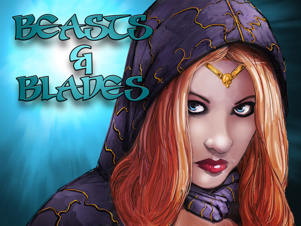 Beasts & Blades - an epic 3D Turn based RPG.(Paypal Enabled)'s video poster