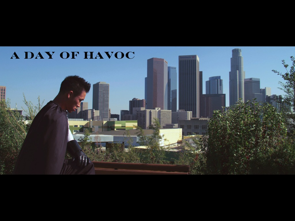 A DAY OF HAVOC's video poster