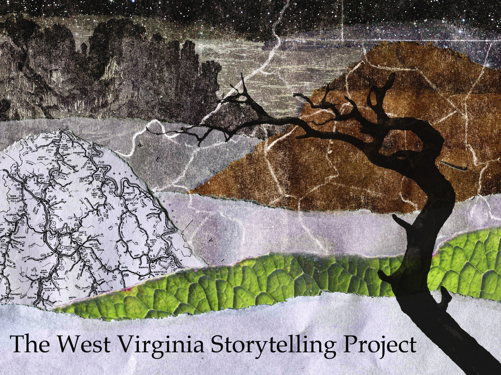 The West Virginia Storytelling Project's video poster