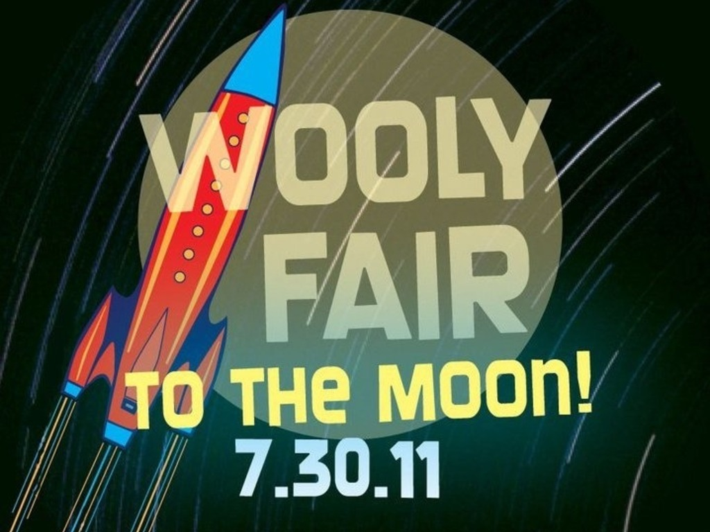 The Wooly Fair Space Station's video poster