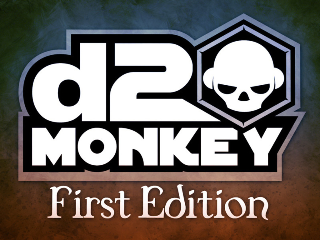 d20Monkey: First Edition's video poster