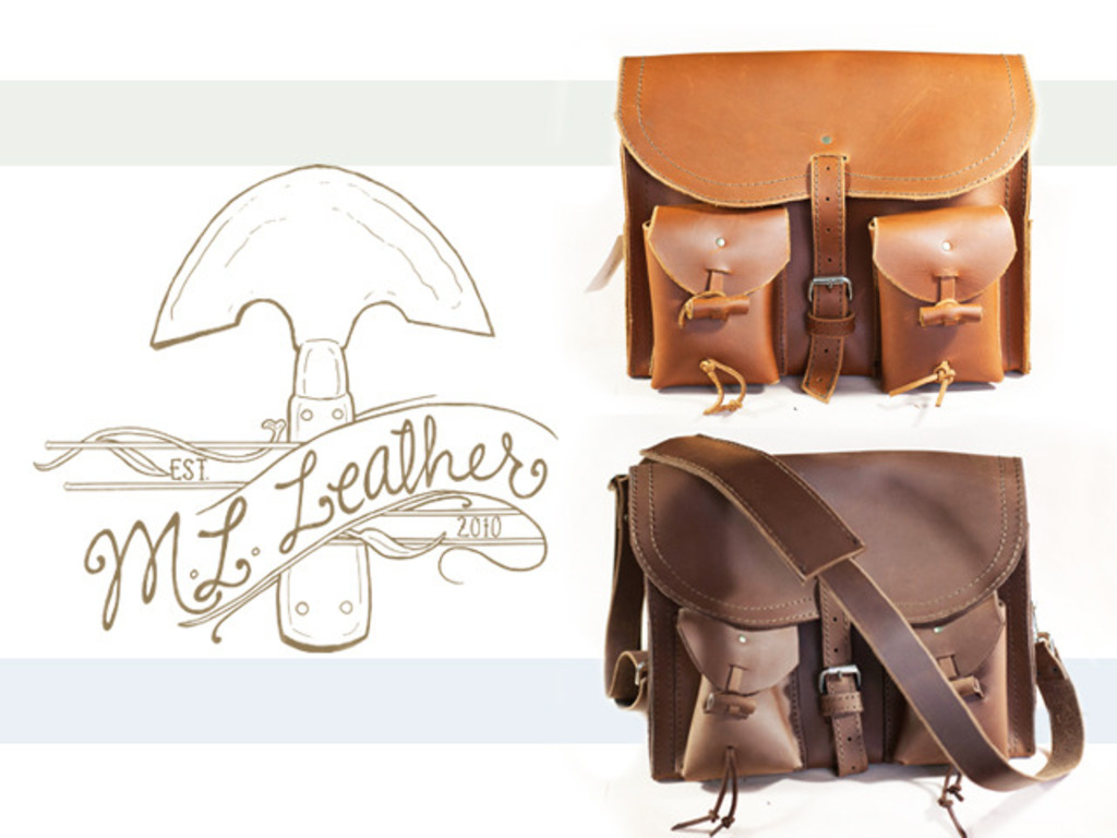 ML Leather Goods & More's video poster
