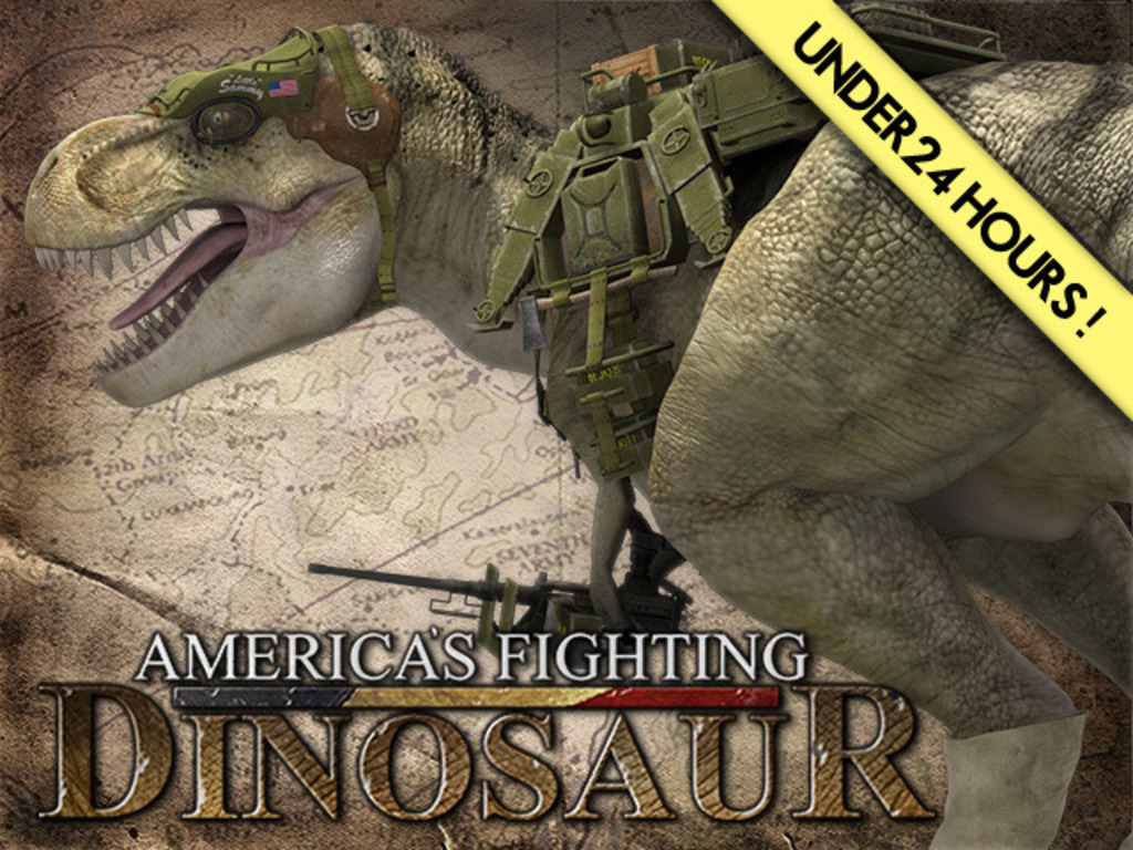 America's Fighting Dinosaur's video poster