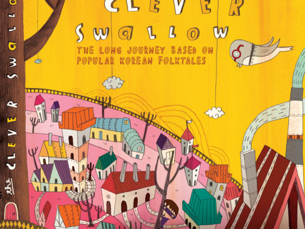 Clever Swallow: Children's Book's video poster