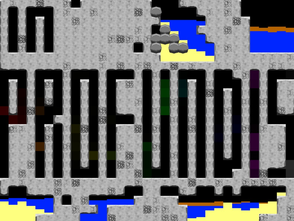 In Profundis - random cave exploration sim/game's video poster