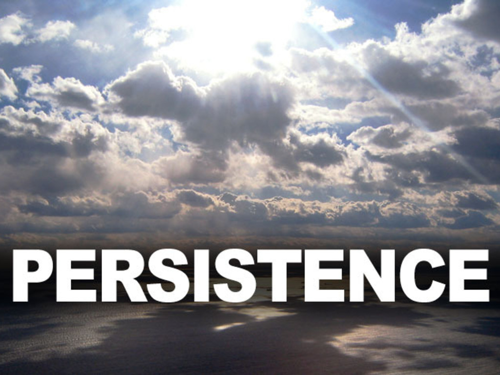 Persistence: A Rich-Media Fiction's video poster