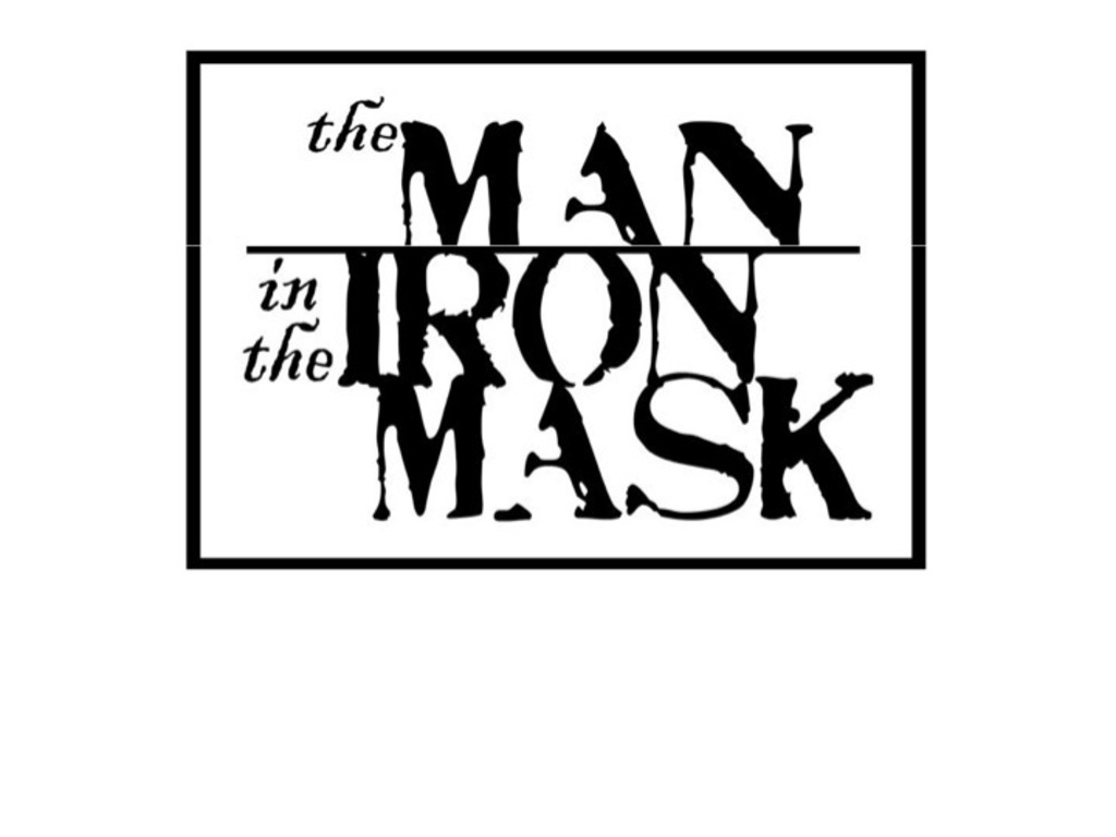 The Man In The Iron Mask. The Reading. The Demo.'s video poster