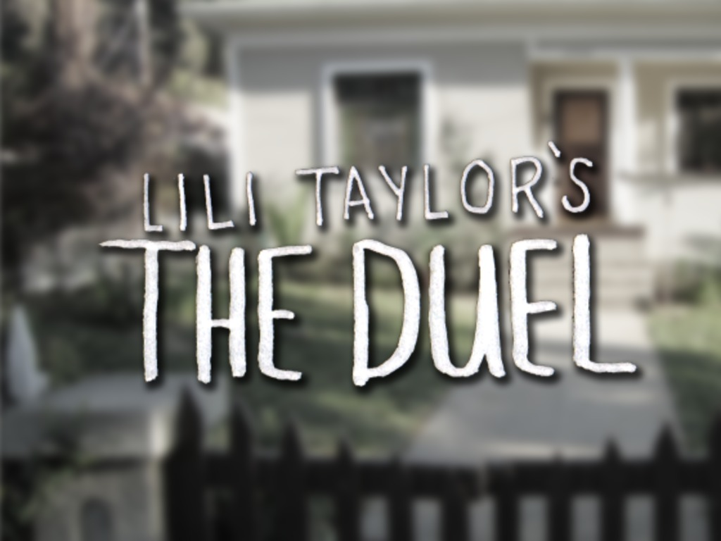 "Lili Taylor's ""The Duel""'s video poster"