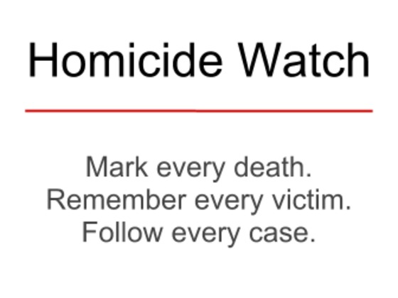 Homicide Watch: D.C.