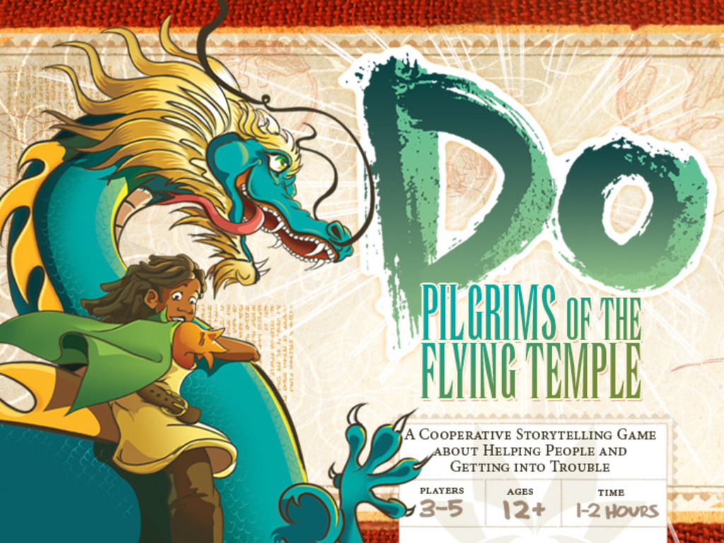 Do: Pilgrims of the Flying Temple - A Storytelling Game's video poster