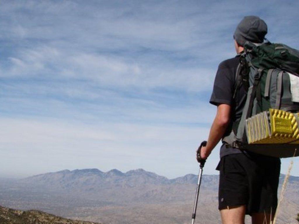 The Walk Across Arizona Documentary's video poster