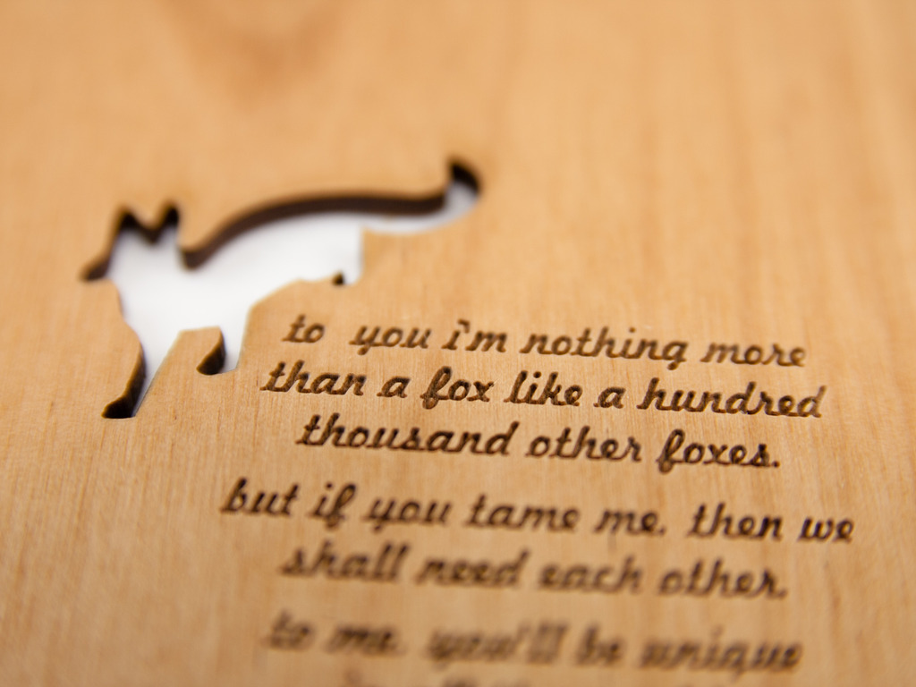 Cardtorial: Laser-Cut Wood Cards & Wedding Invitations's video poster