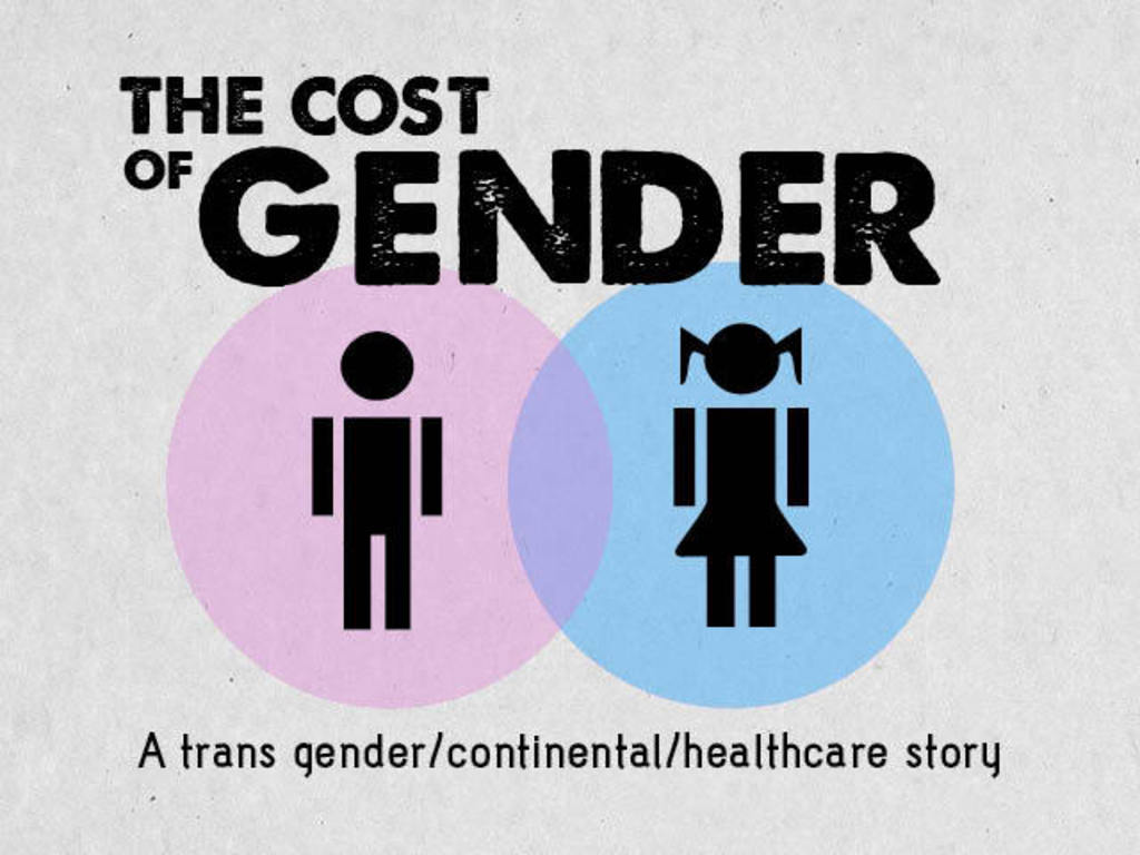 The Cost of Gender's video poster