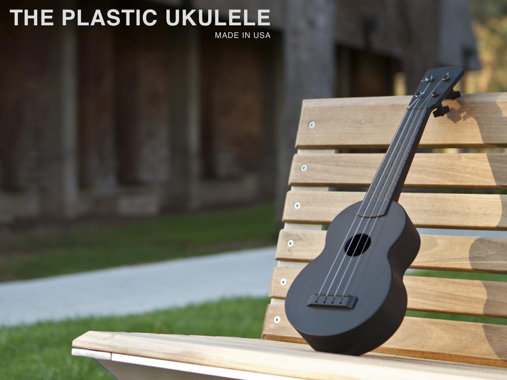 The Plastic Ukulele's video poster