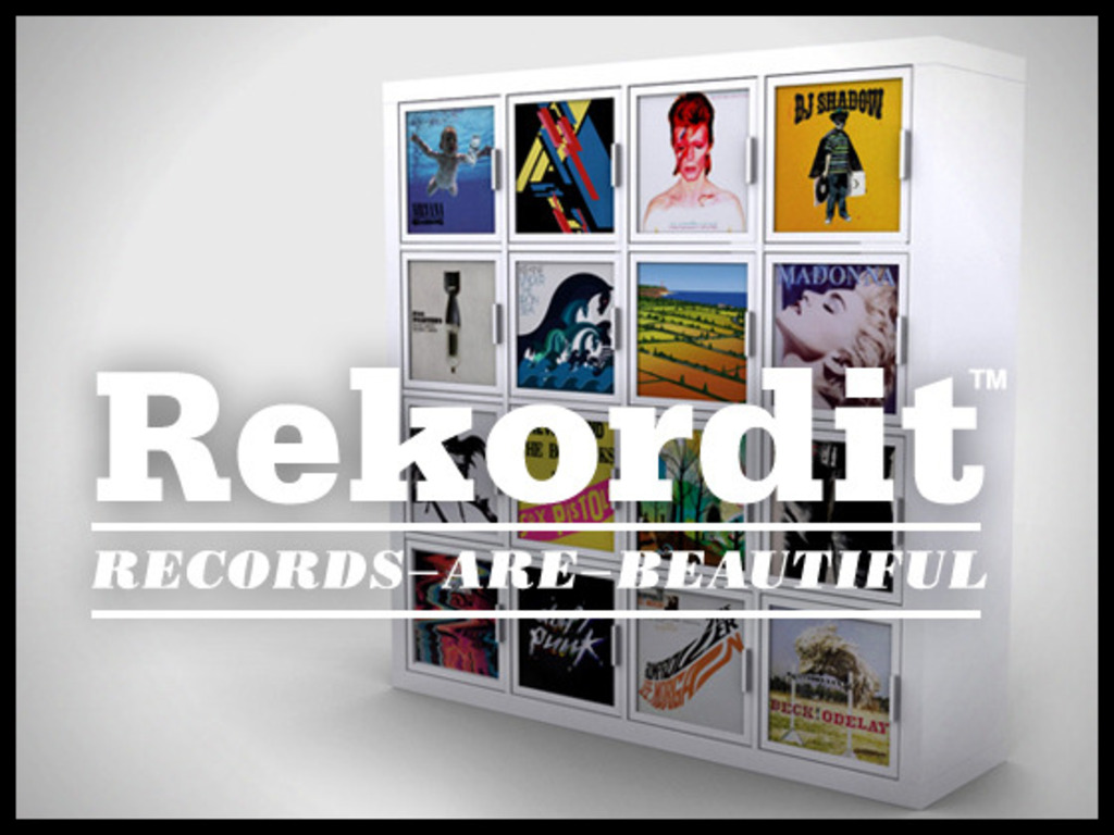 Rekordit! Records Are Beautiful.'s video poster
