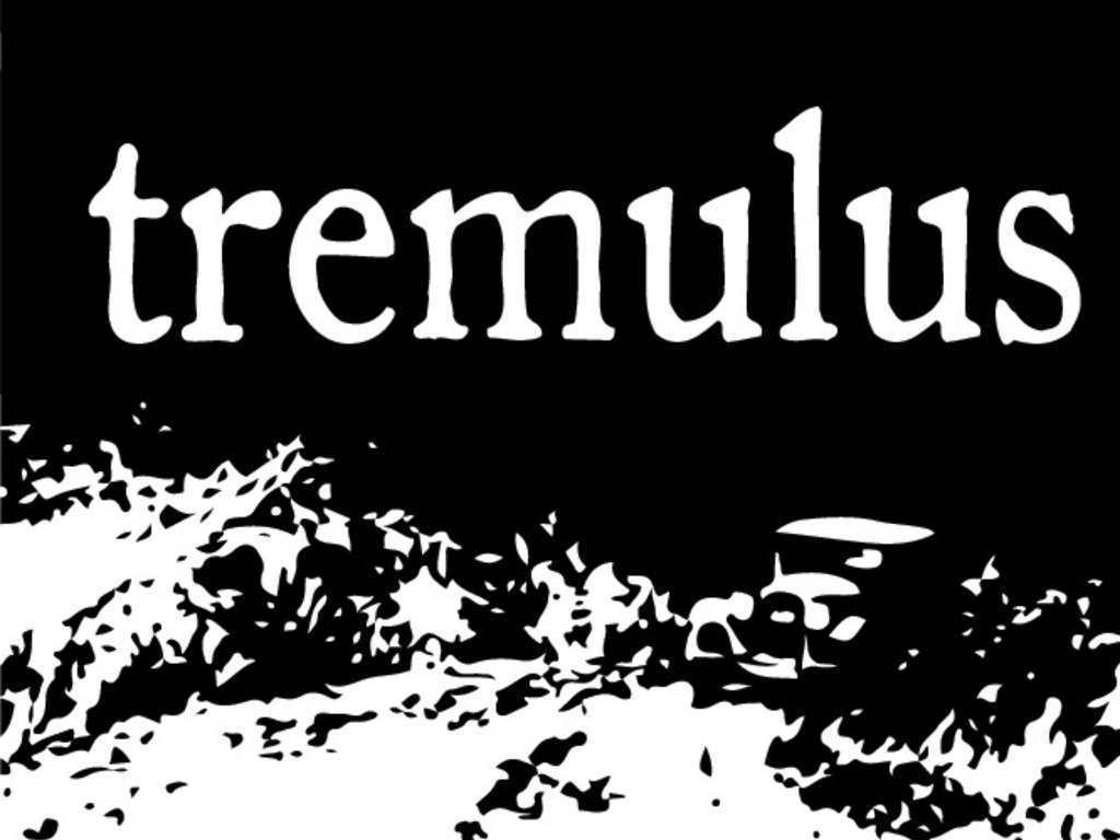 tremulus: a storytelling game of lovecraftian horror's video poster