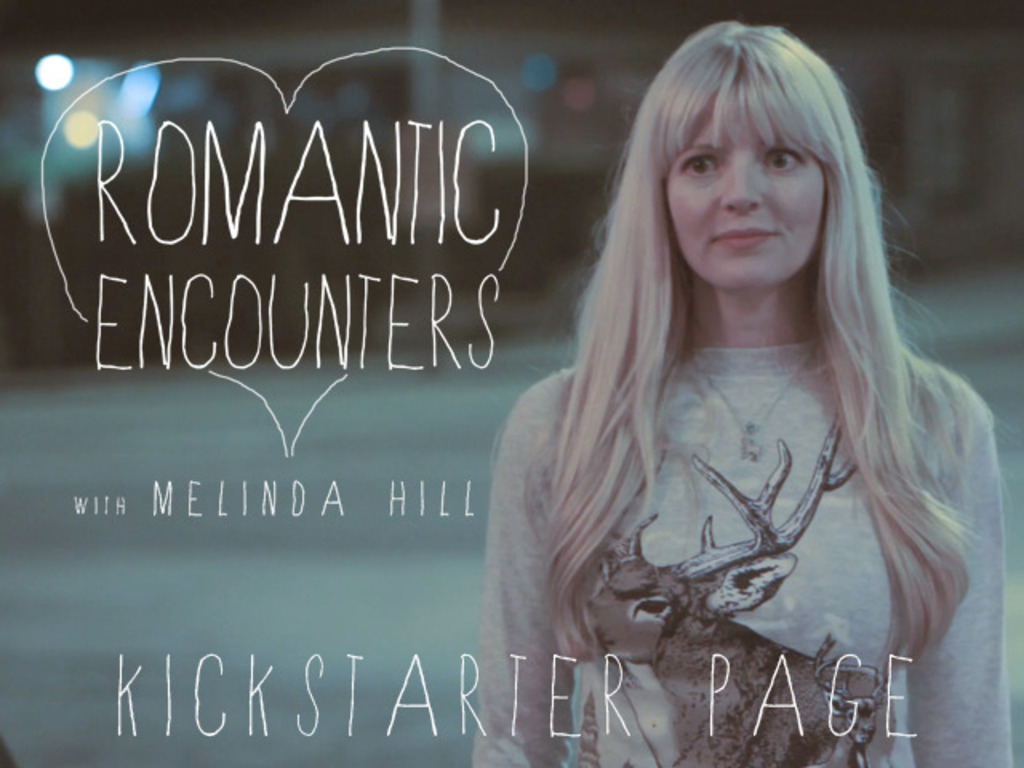Romantic Encounters with Melinda Hill's video poster