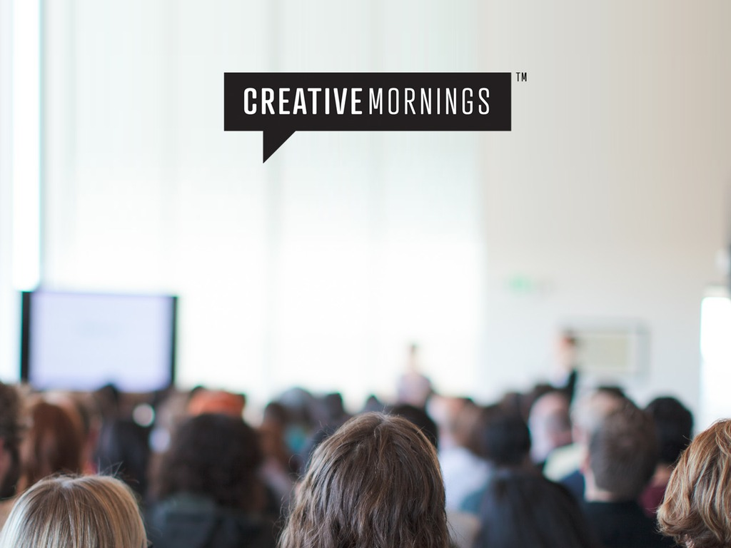 CreativeMornings: Creating an Archive's video poster