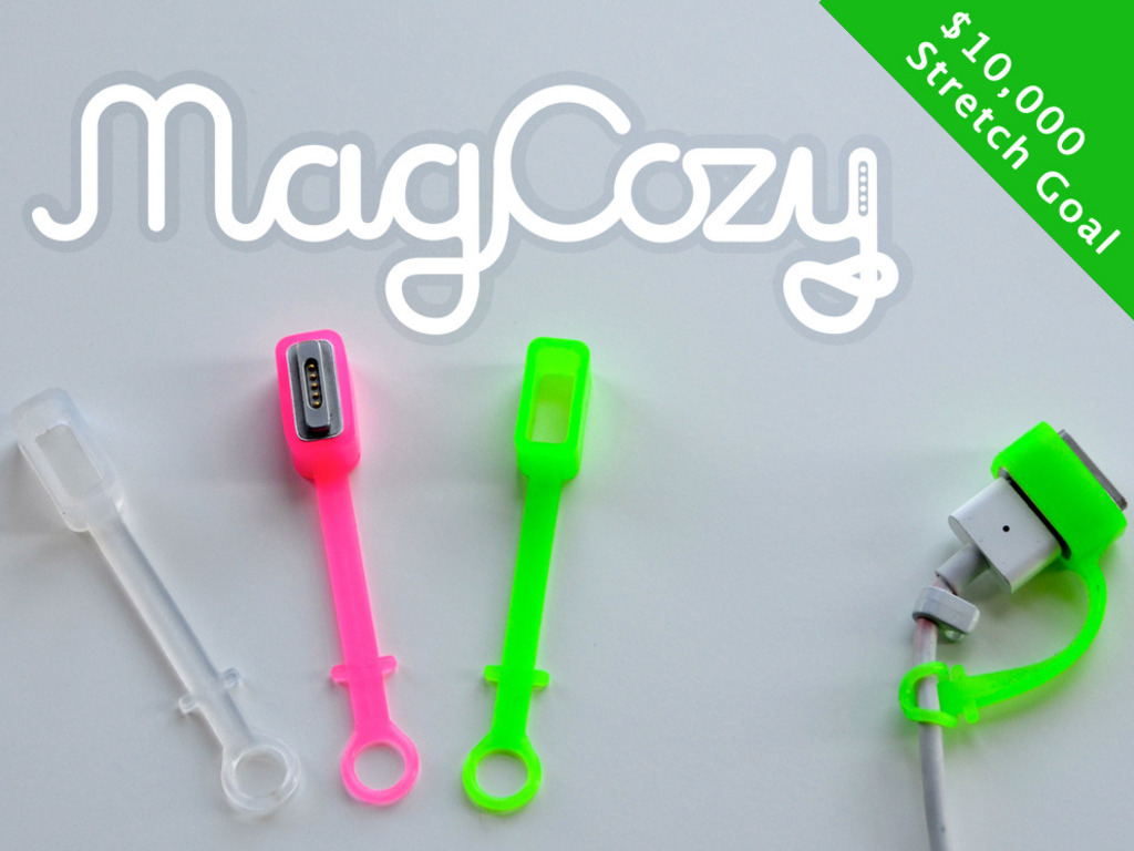 MagCozy: A Leash for Your MagSafe 2 Adapter's video poster