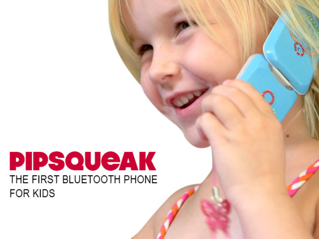 PIPSQUEAK - A Mobile Phone / MP3 Player for Kids by Yip Yap's video poster