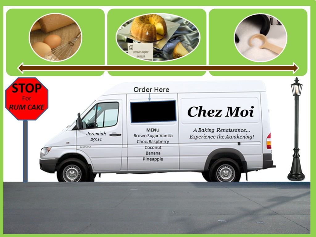 Chez Moi on Wheels!'s video poster