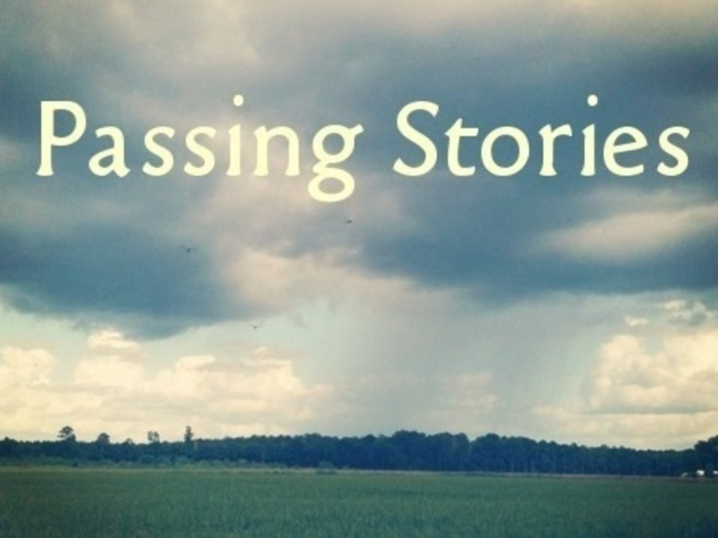 Passing Stories's video poster