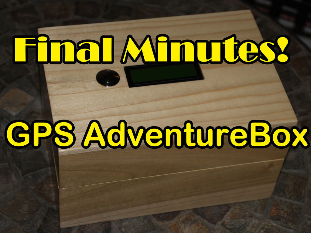 GPS AdventureBox - give the gift of fun and adventure's video poster
