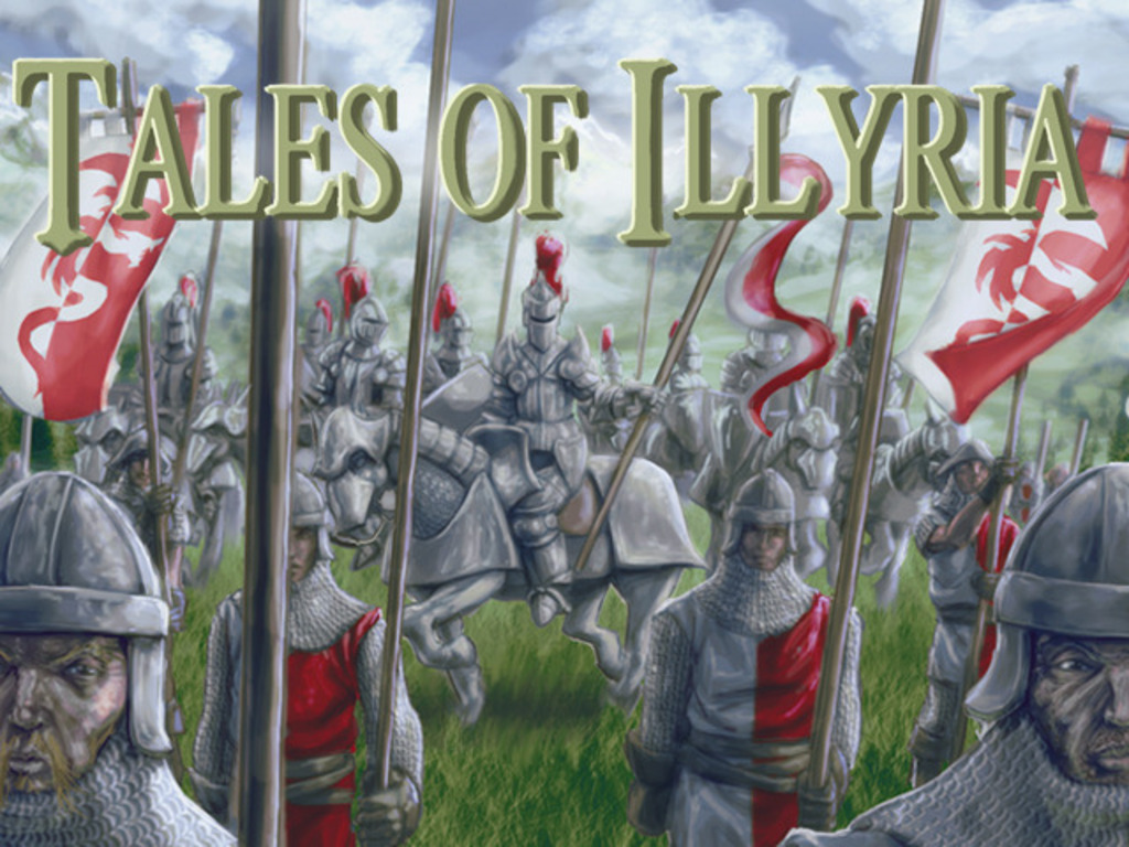 Tales of Illyria - A Unique RPG (Canceled)'s video poster