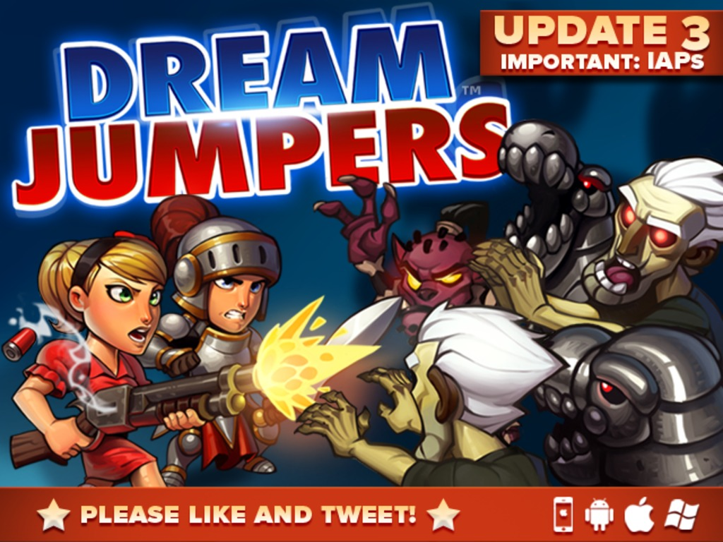 Dream Jumpers (Canceled)'s video poster