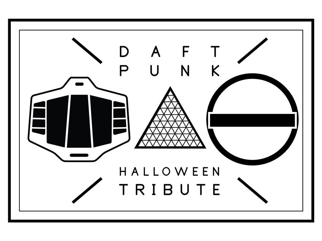 Daft Punk Halloween Tribute's video poster