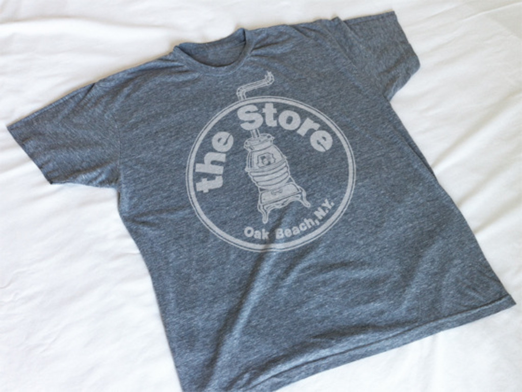 The Store T-Shirt's video poster