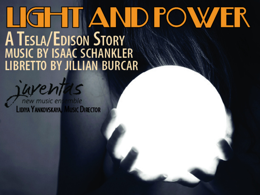 Light and Power - A Nikola Tesla World Premiere Opera's video poster