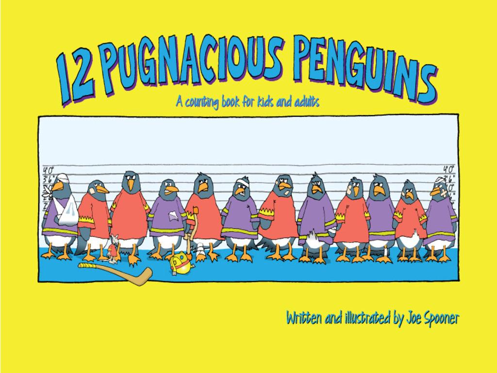12 Pugnacious Penguins's video poster