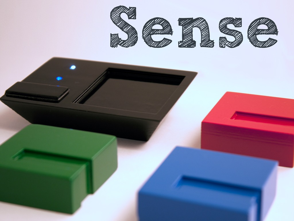 Sense - A Wireless Sensor Network For Your World's video poster
