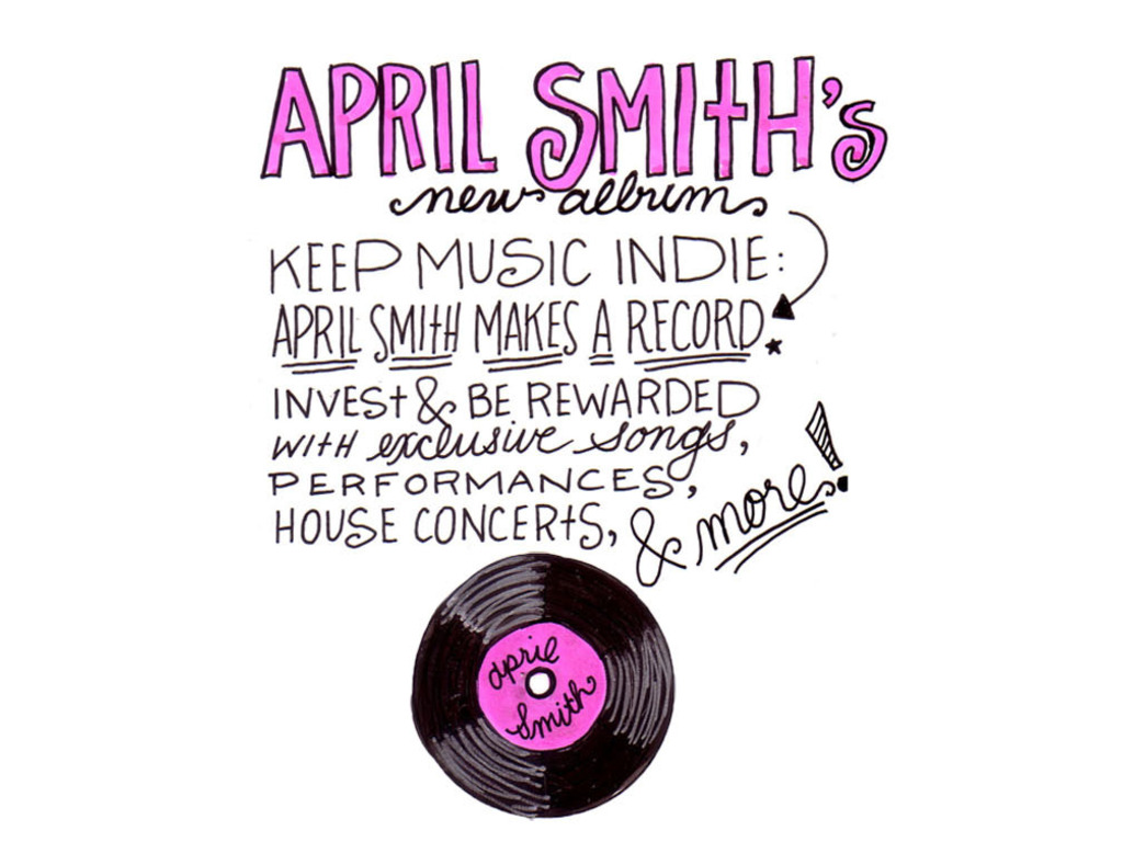 Keep Music Indie: April Smith Makes a Record's video poster
