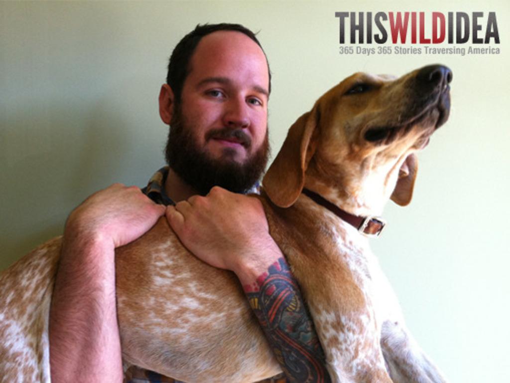 This Wild Idea: 365 Days 365 Stories Traversing America's video poster