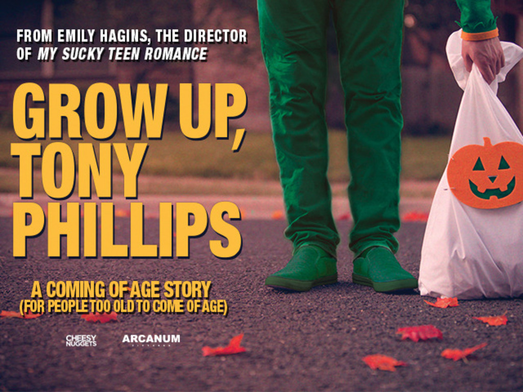 Grow Up, Tony Phillips - A New Feature Film by Emily Hagins's video poster